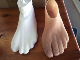 silicone footwear cape town